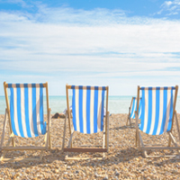Metrica Brighton Icon Beach Chairs