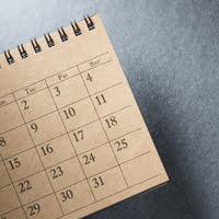 metrica diary calendar