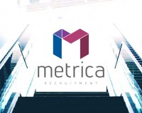 Metrica Welcome Logo